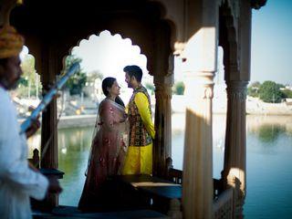 The wedding of Gopica and Abhinav 3