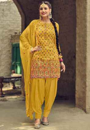 Looking for Patiala suit design - 1