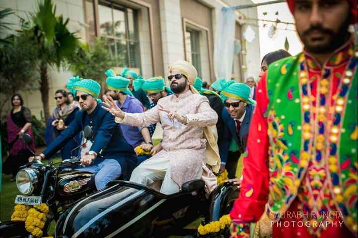 Songs perfect for Groom's entry? - 1