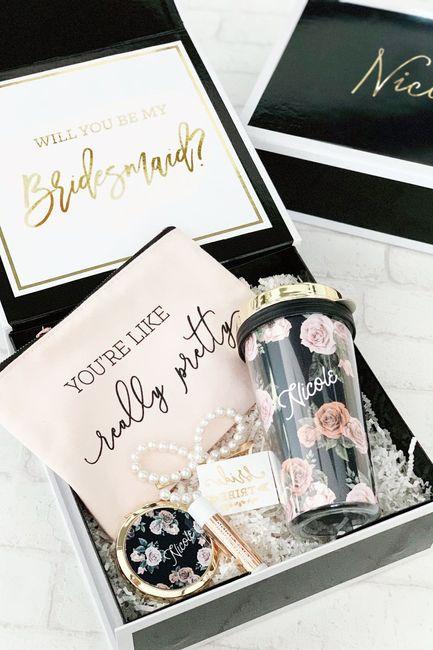 Bridesmaid invitation for Sister In law! 1
