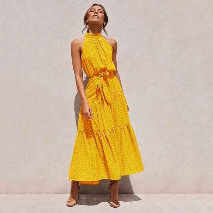 Yellow dress on Haldi? - 1