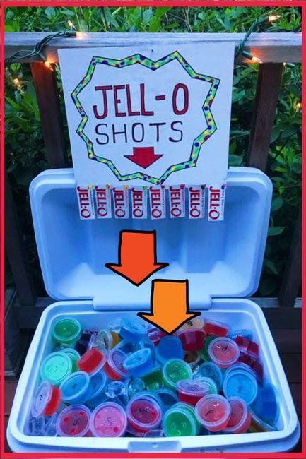 Jell-o-shotss! 1
