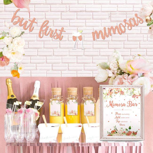 Mimosa Bar!💕💕 1