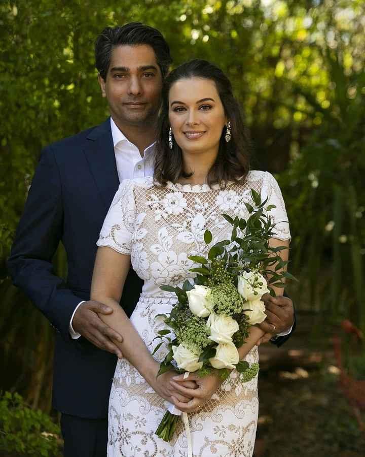 Evelyn Sharma Got Married!! - 1