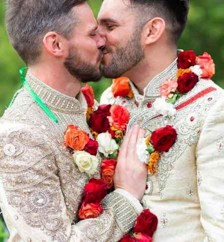 Love has no boundaries, no limits because #loveislove - 1