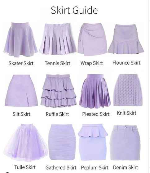 What's your skirt preference? - 1