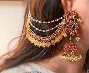 Wow Look at this Jhumka! - 1