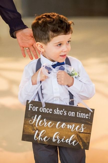 Cutest wedding picture - 1