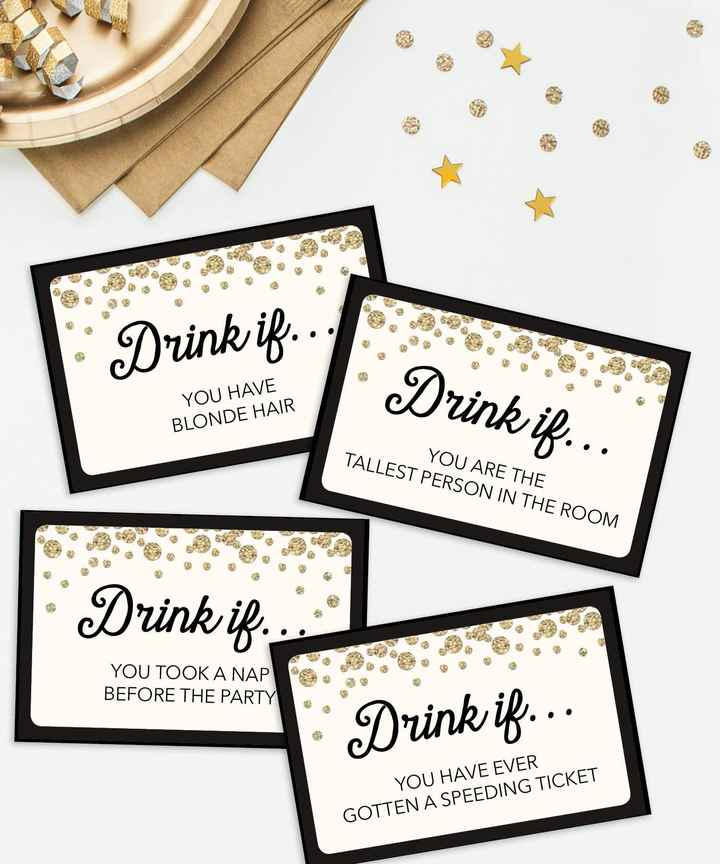 Play card for bachelorette party! - 1
