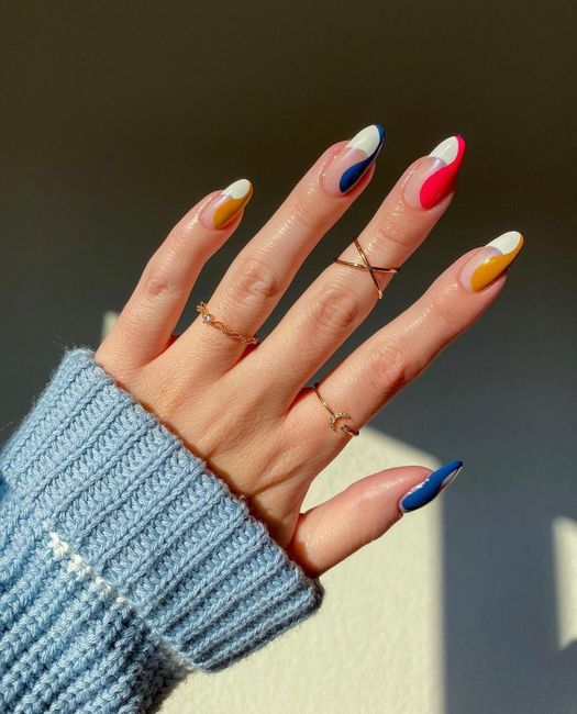 How do you like these nails? 1