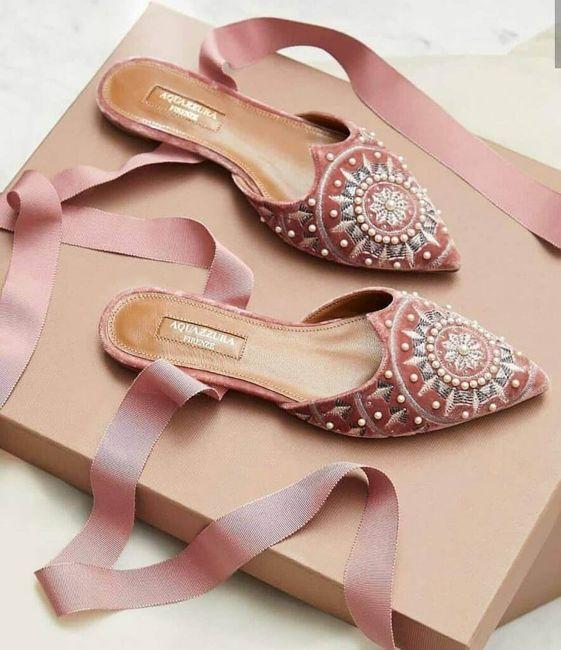 Looking for Wedding footwear! 1