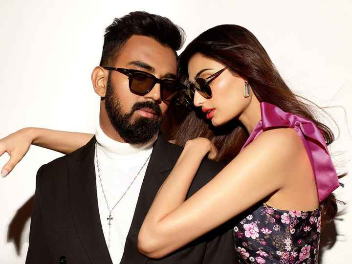 i love how Athiya Shetty and Klrahul Keep Up With Each Other 😍 - 2