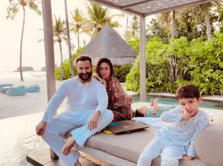 Kareena Kapoor Khan with her sweetest family - 1
