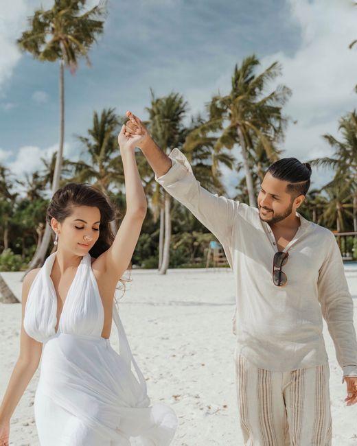Niki Mehra looks stunning in her pre-wedding shoot! - 1