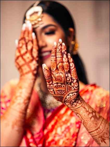 Mehndi Design Inspiration!!! - 1