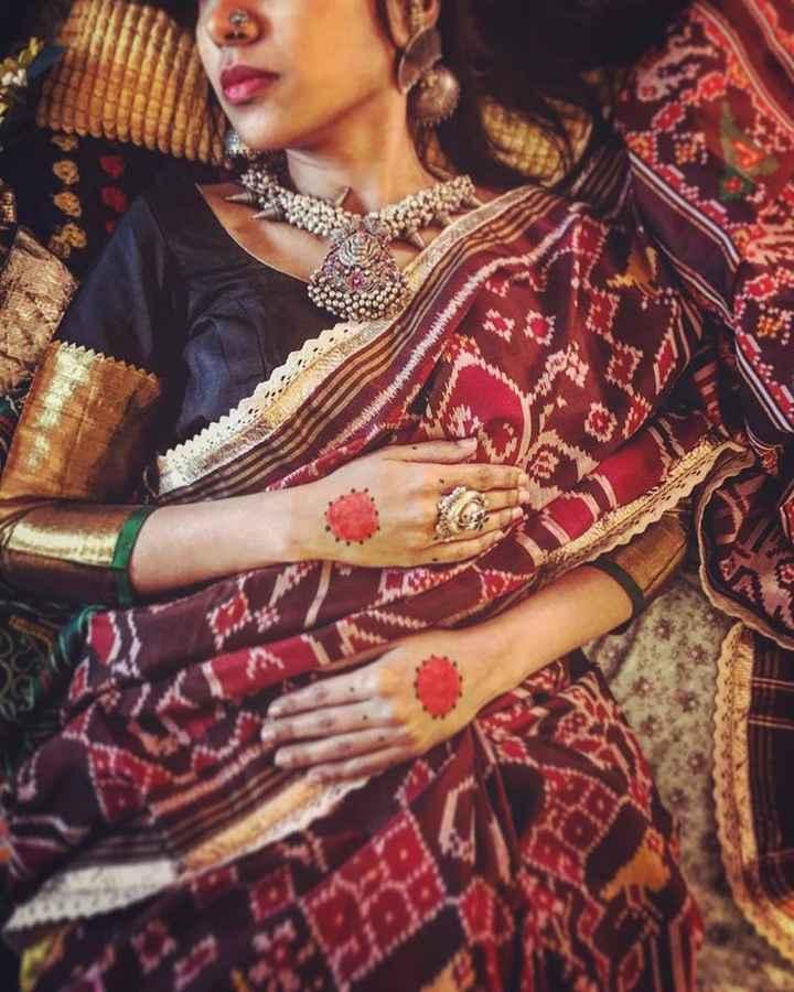 'Patola' Saree Design! - 1