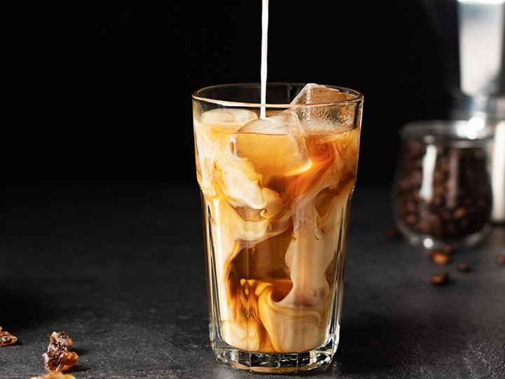 Iced Coffee or Refreshing Cooler? - 2