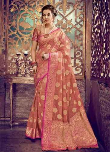 Silk Saree designs - 1