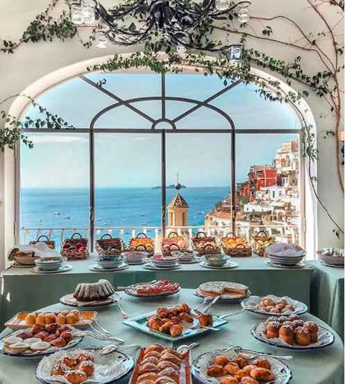 Perfect Breaky With a View!! - 1