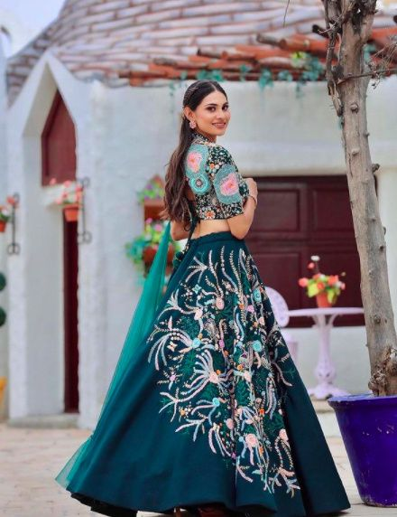 Floral and Green Colour Never Looked So Good!! - 1