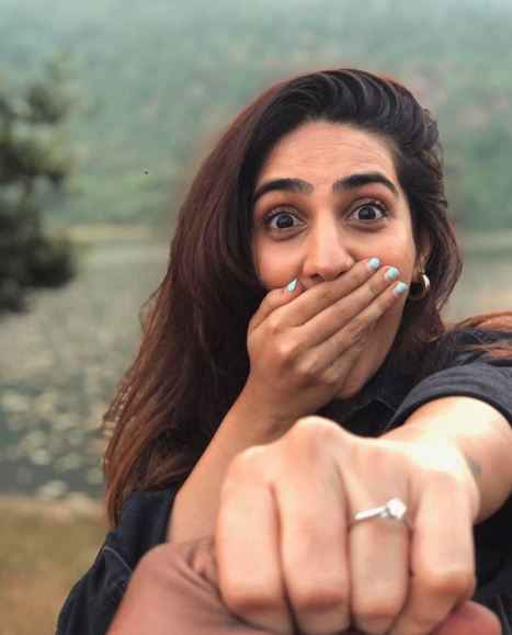 What was your reaction when your partner proposed to you? - 1
