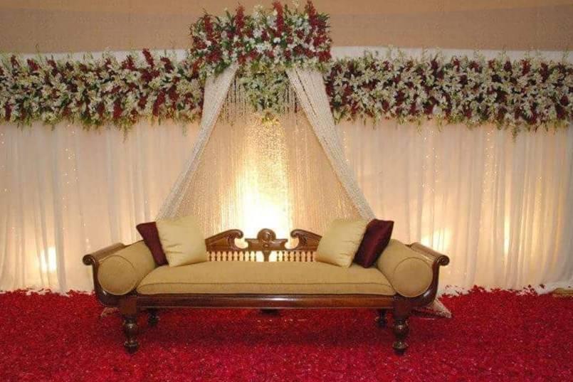 SM Blue Orchid Florists & Decorators
