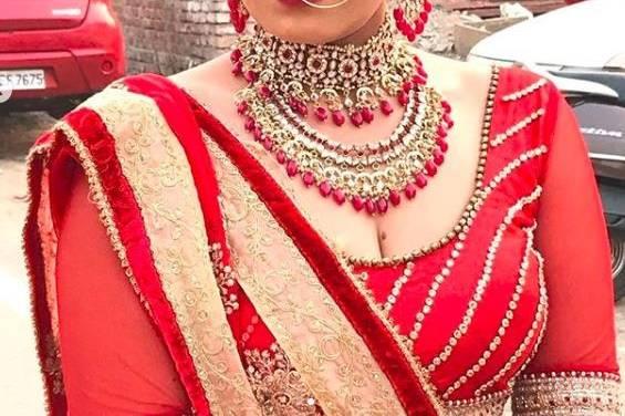 Makeup By Kavita, Agra