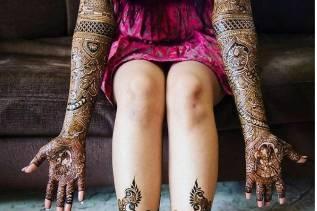 Shagun Tattoo & Mehendi Arts
