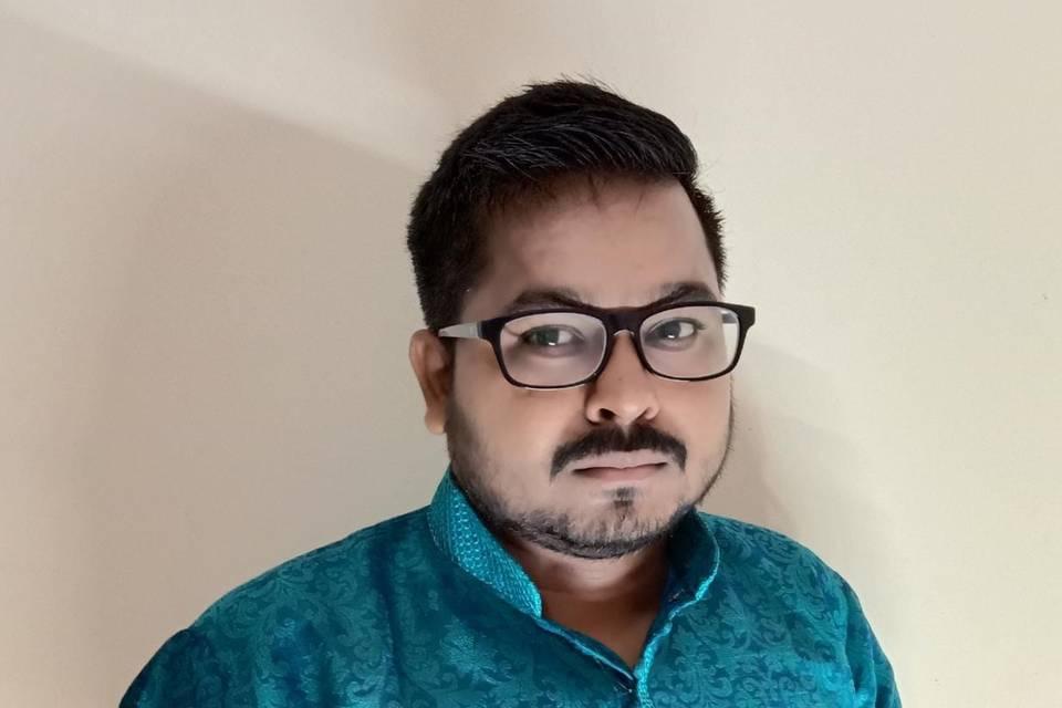 Tarot Reader Nishant Verma