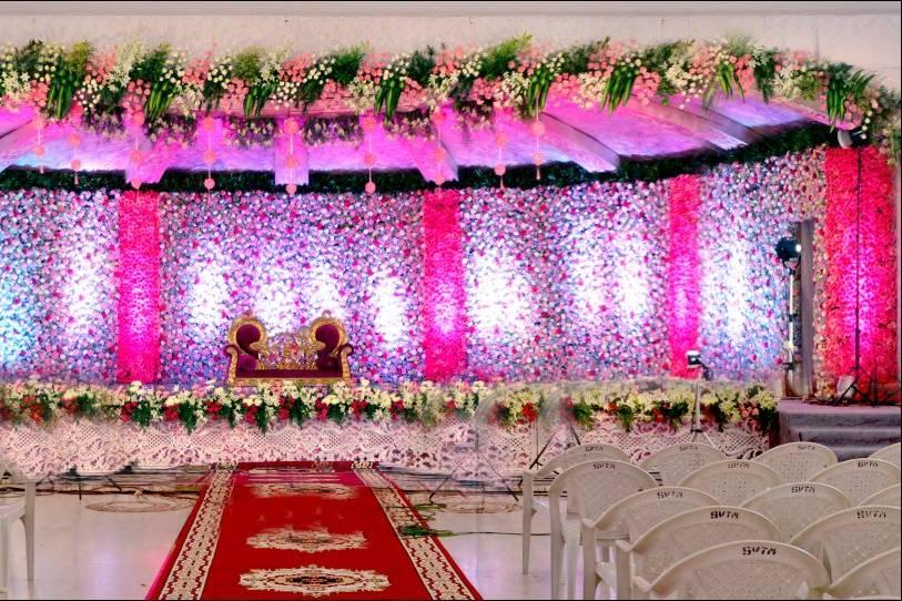 Adhista Event Decorators