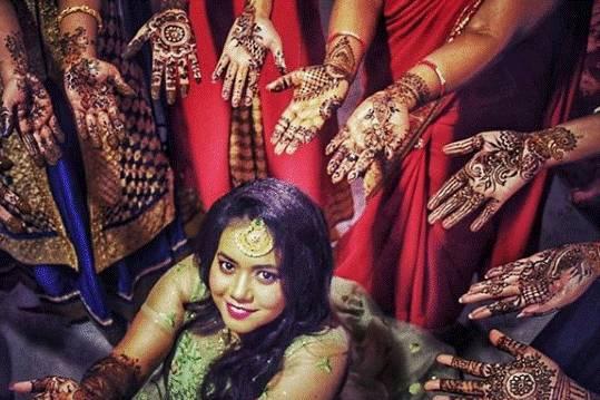 Sree Mehendi Artist
