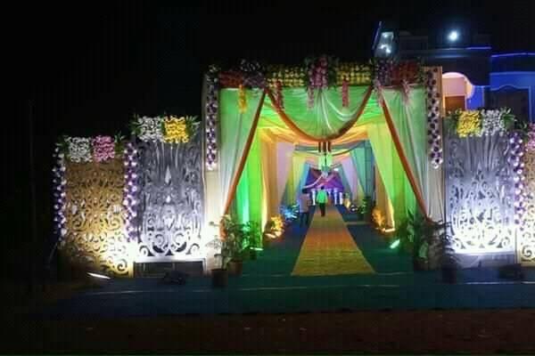 SSV Gaur Marriage Hall & Garden