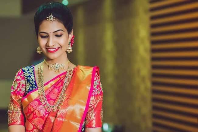 Sapna make-up and Mahendi artist