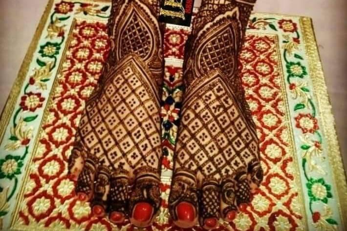 Arjun Mehendi Art, Panipat