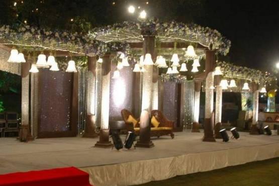 Tent Decoration Crystal Items, Meerut