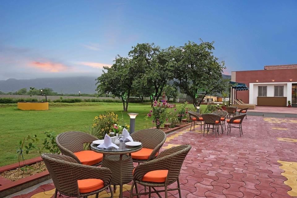 Kanj Avtar Resort, Pushkar