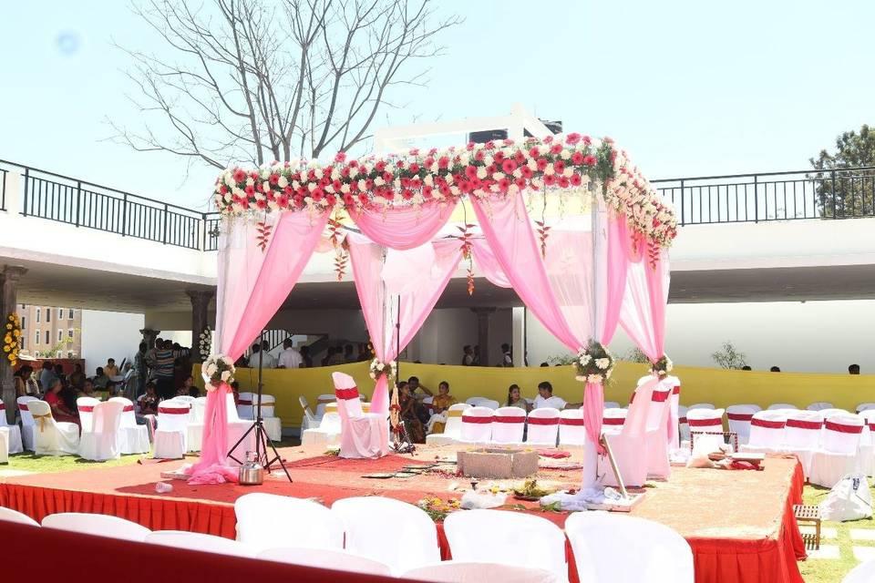 The Venue, Bangalore