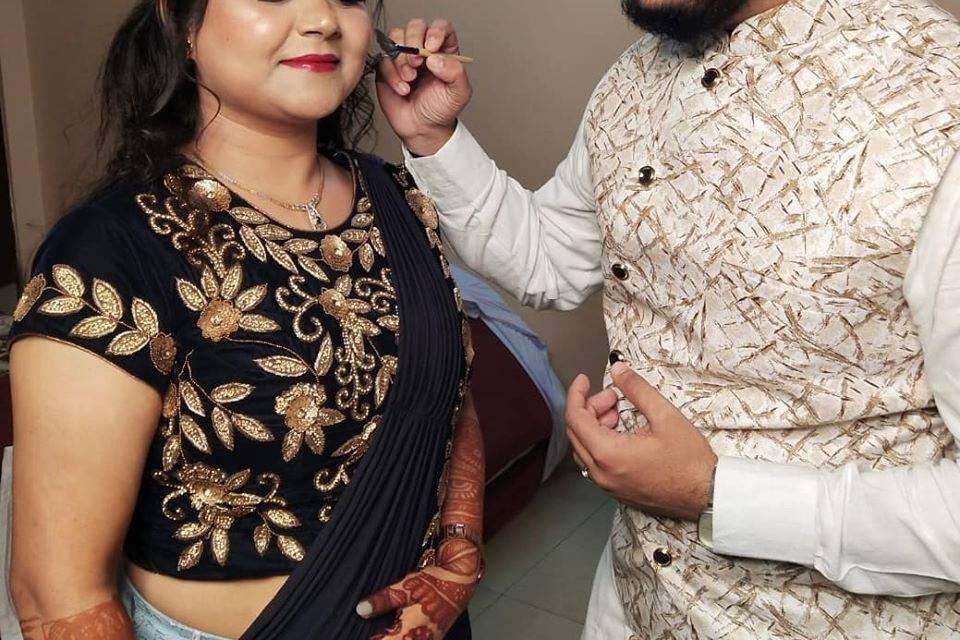 Tanya Malhotra Makeovers