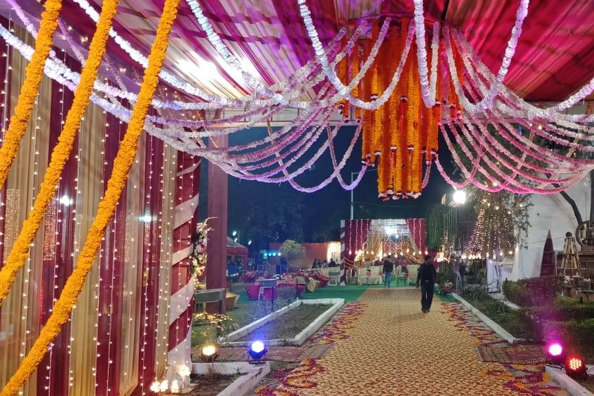 RVK Creative Wedding & Events Private Limited