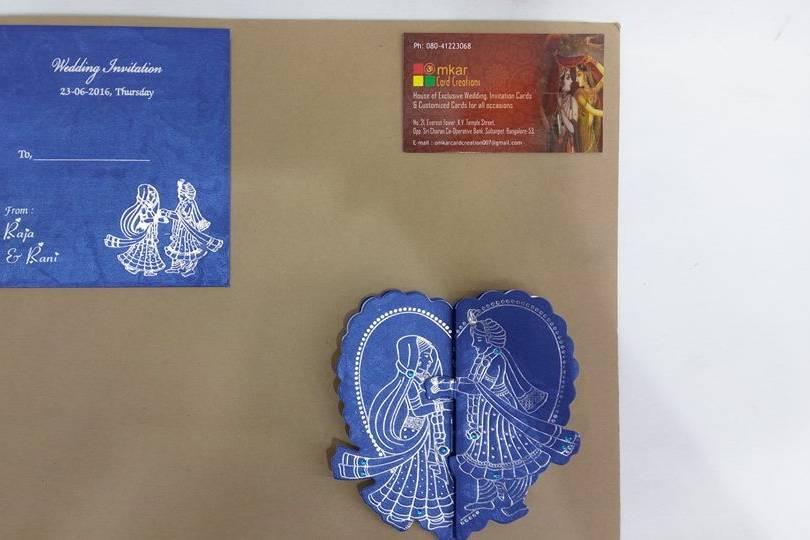 Omkar Card Creations, Sultanpet