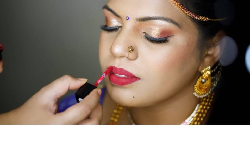 Soundarya Makeup Studio & Academy