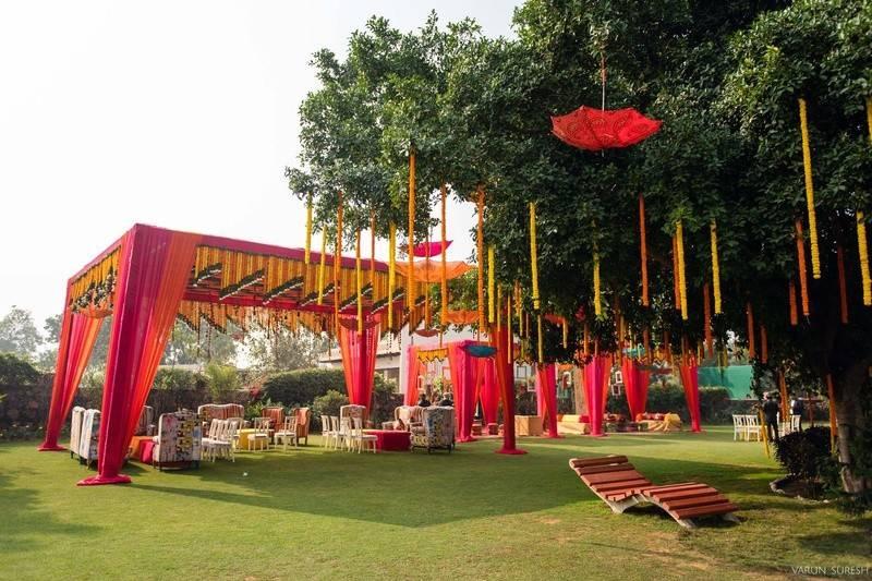 Peepal Tree Wedding Farms, Gurgaon