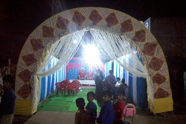 New Bhagwan Tent House, Indore