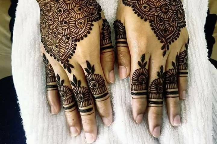 Creative Mehendi Artist, Ranchi