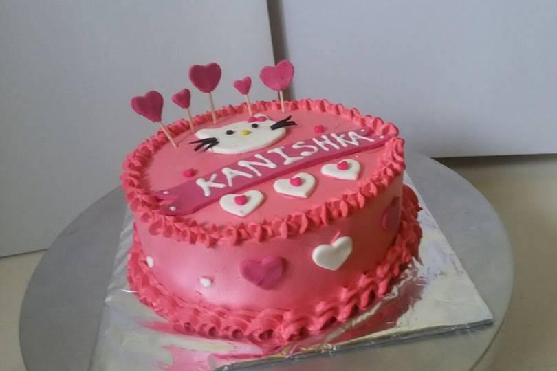 The Yummy Cake Kitchen