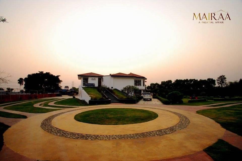 Mairaa - A Palatial Affair