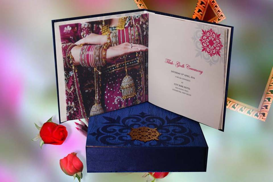 Yugal Wedding Cards, Greater Kailash