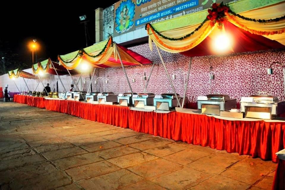 Raj Caterers, Agra