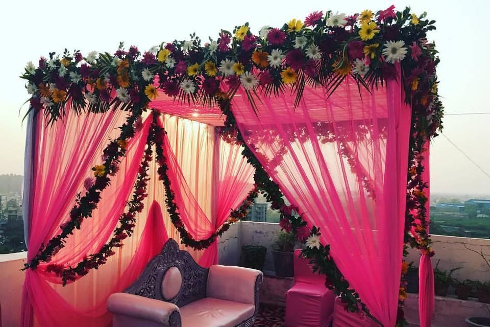 AT Eventz & Wedding Planning, Shahpur Jat