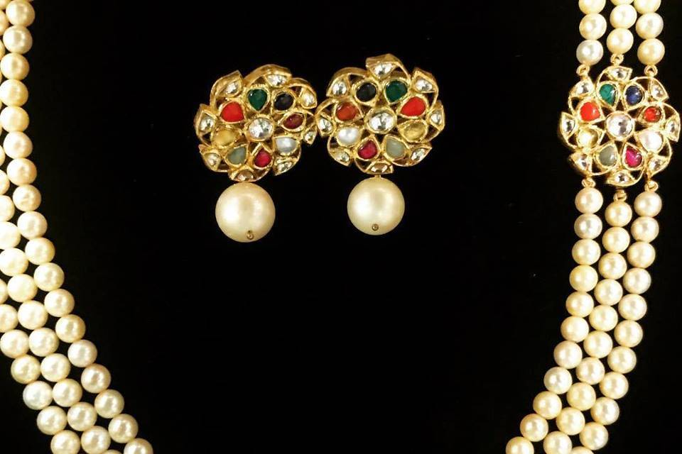 Anaha Gold, Kundan, Polki & Uncut Diamond Jewellery